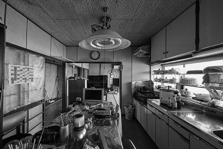 LDKリフォーム事例 ダイニング キッチン Before リボンガス株式会社