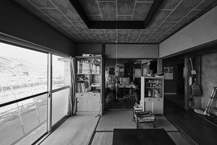 LDKリフォーム事例 リビング キッチン Before リボンガス株式会社