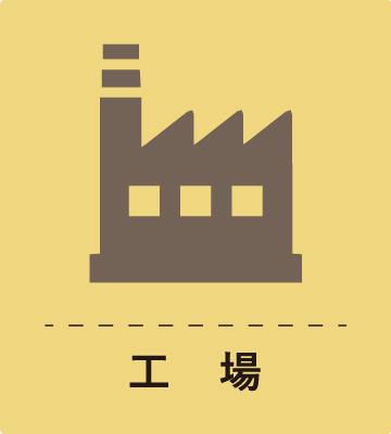 大型施設向けLPガス非常用電源 LPガス非常用発電機 工場に