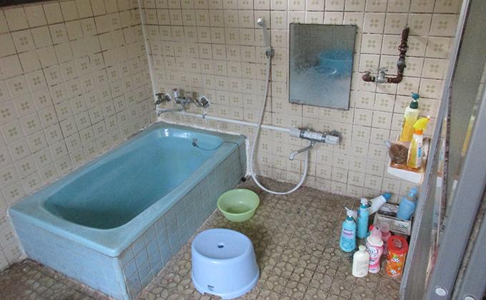 リフォーム施工実績 浴室