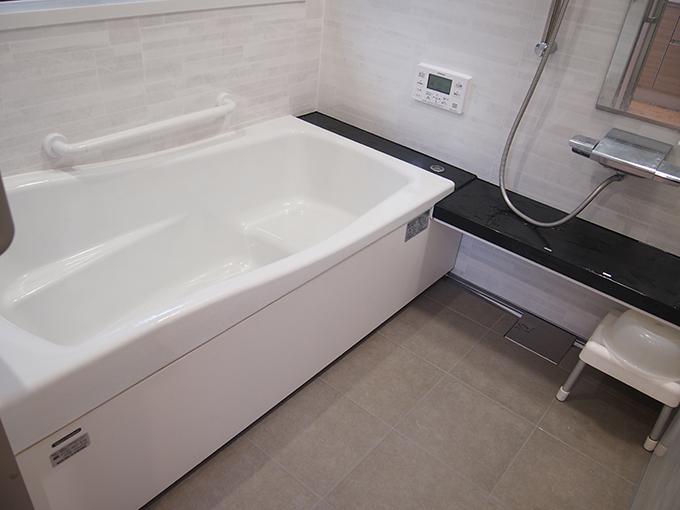 リフォーム施工実績 浴室 アフター