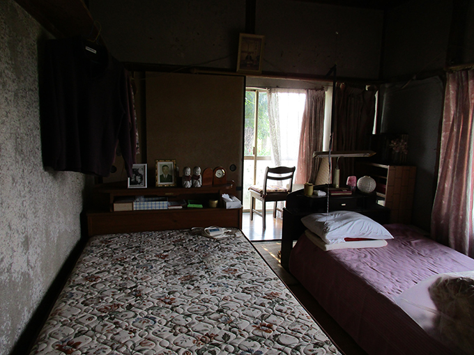 リフォーム施工実績 寝室 居室 ビフォー