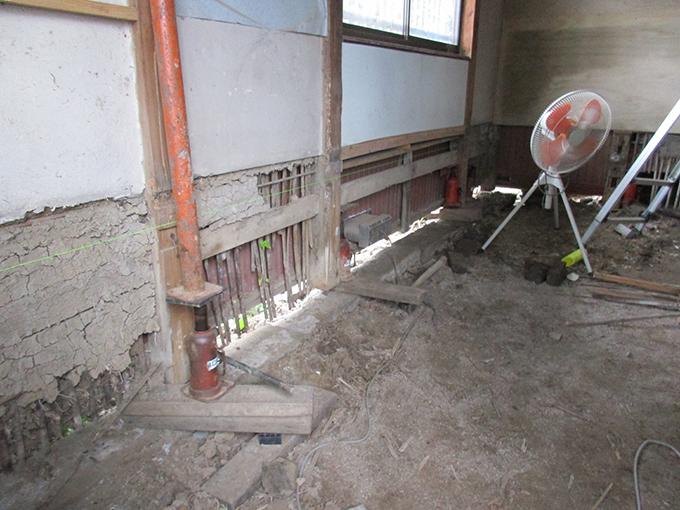 リフォーム施工実績 熊本地震