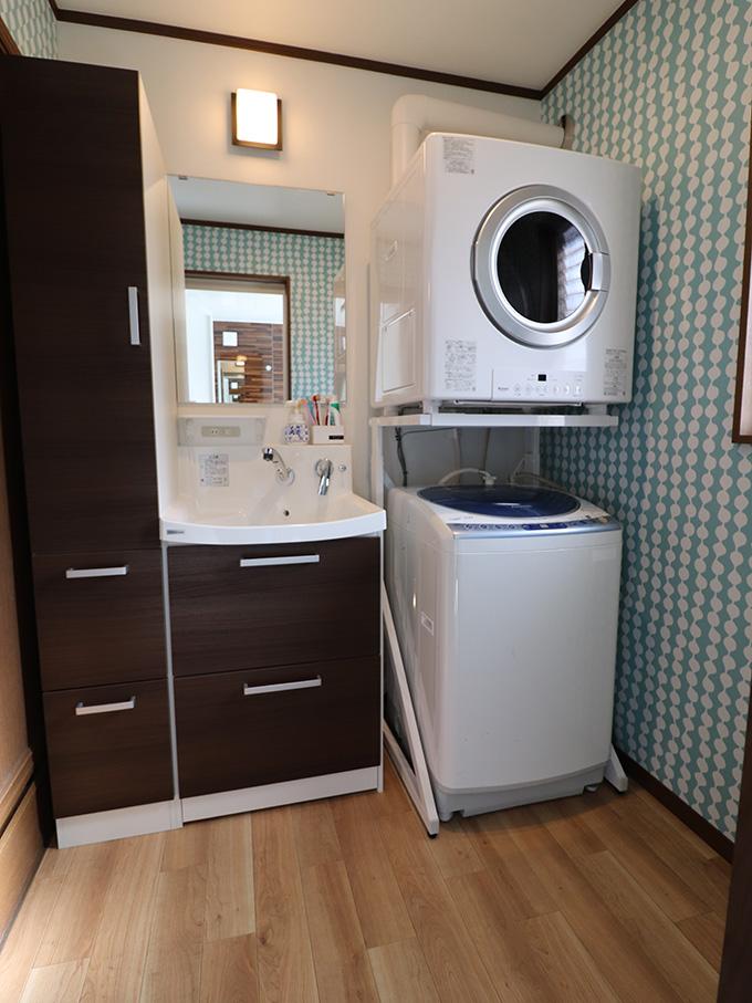 リフォーム施工実績 浴室改修で家事も楽々 洗面所 アフター