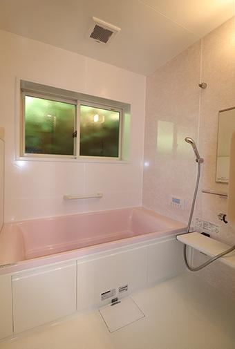 リフォーム施工実績 浴室 クリナップ ユアシス