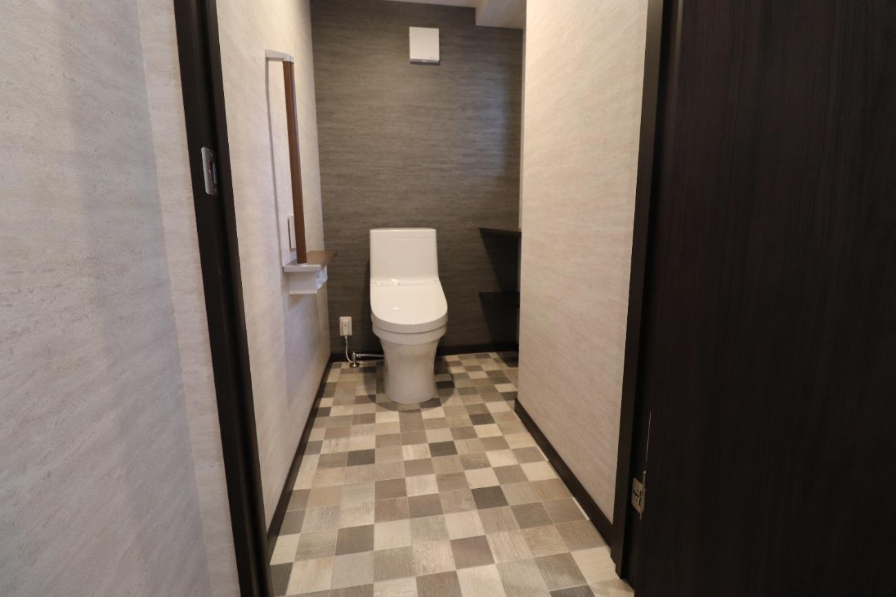 リフォーム施工実績 トイレ アフター